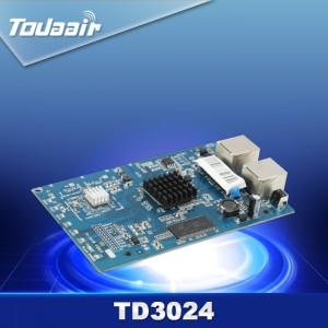 Todaair wholesale 2.4ghz 300mbps wireless board pcba